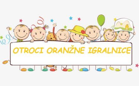 Otroci oranžne igralnice