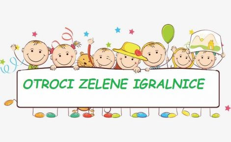 Otroci zelene igralnice