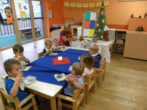 Tradicionalni slovenski zajtrk v našem vrtcu