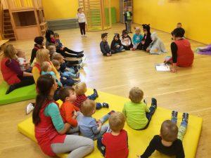 Dramatizacija otroci –  otrokom