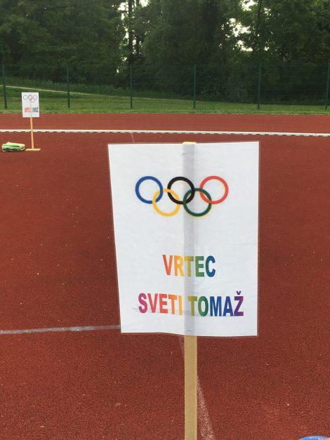 Barvice na 5. Mini olimpijadi